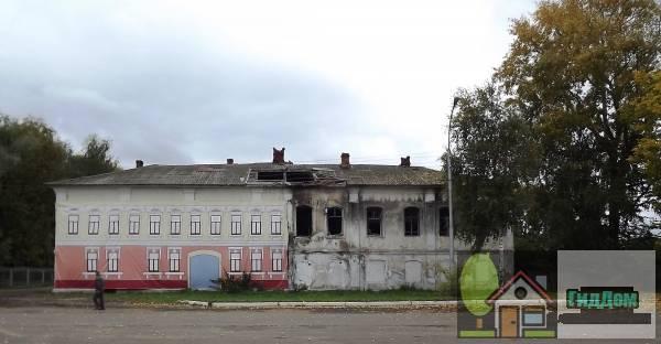 Здание гостиницы Пальникова. Загружен из открытых источников.