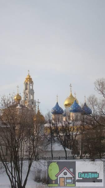 Ансамбль Троице-Сергиевской Лавры