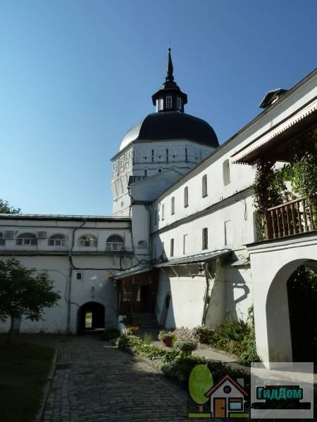 Башня Водяная (с воротами водяными)