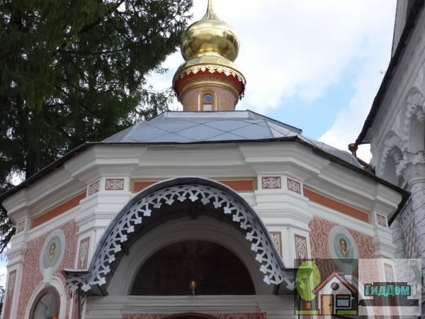 Церковь Михея Радонежского