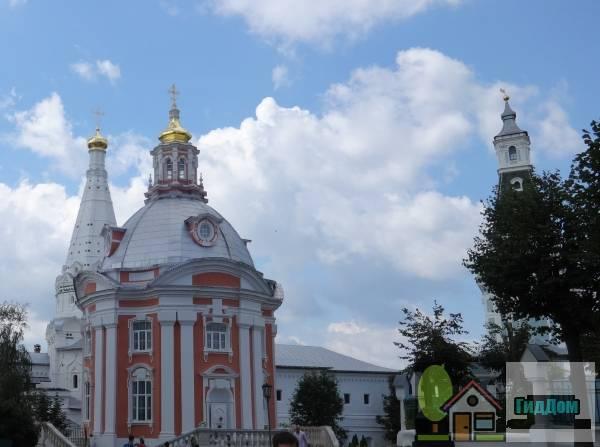 Церковь Смоленской иконы Божией Матери