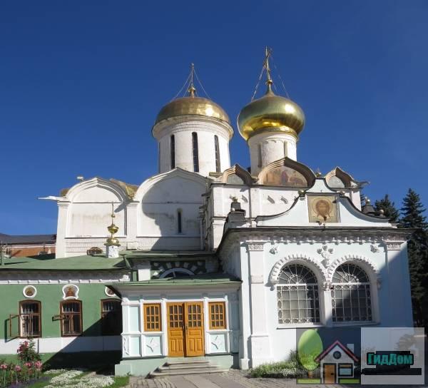 Церковь Никоновского придела (часть Троицкого собора, N 5010420024)