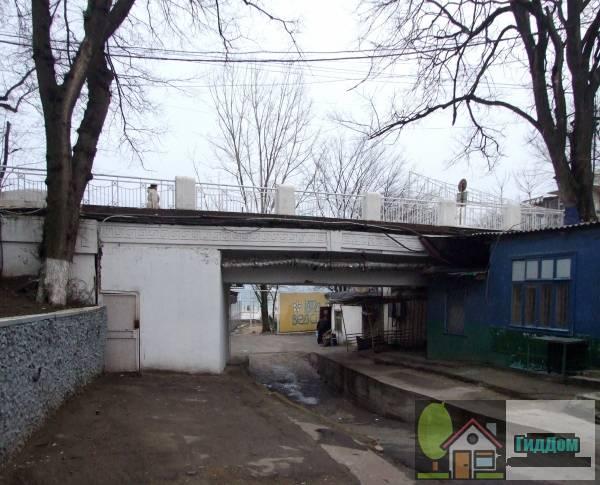 Трамвайный мостик (Місток трамвайний)