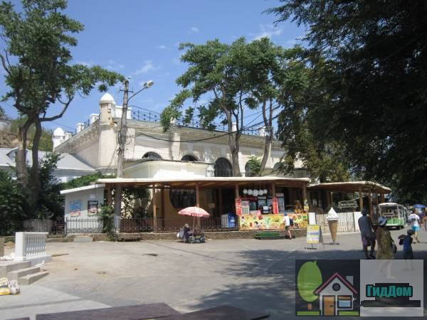 Дом ресторана Сигала (Будинок ресторану Сігала)
