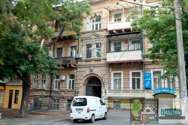 Дом доходный Курбатова (Будинок прибутковий Курбатова)