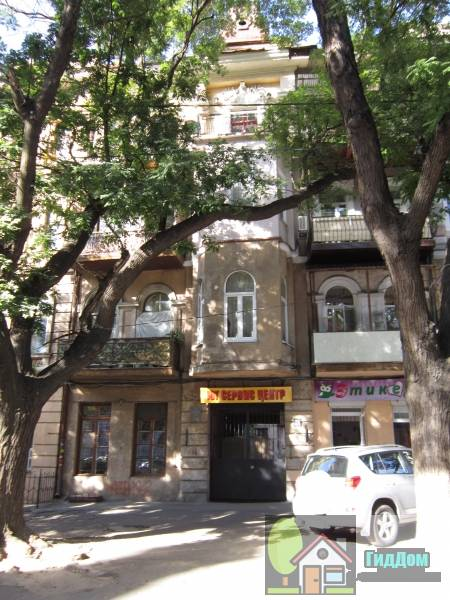 Дом доходный Штрекенбаха (Будинок прибутковий Штрекенбаха)