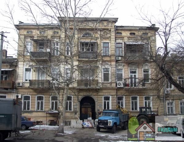 Дом доходный Гальперина (Будинок прибутковий Гальперіна)