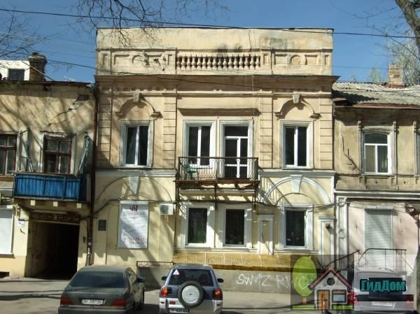 Дом жилой Цаузмера (Будинок житловий Цаузмера)