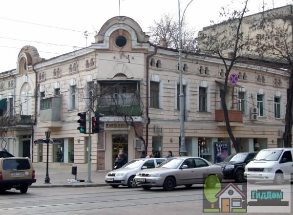 Дом доходный Фролова (Будинок прибутковий Фролова)