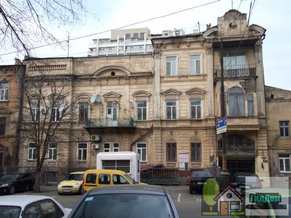Дом доходный Ганзена (Будинок прибутковий Ганзена)