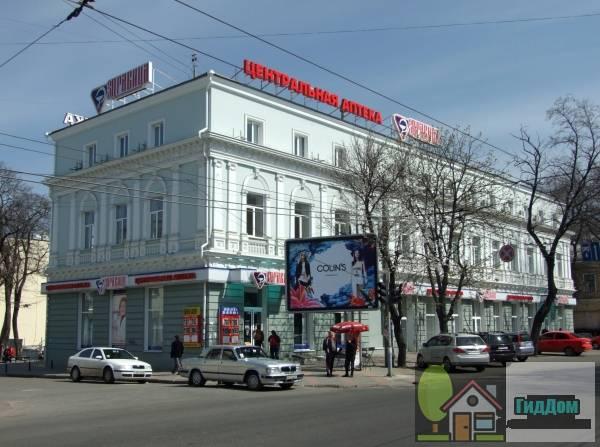 """Дом Милованової (гостиница """"Берлин"""") (Будинок Милованової (готель """"Берлін""""))"""
