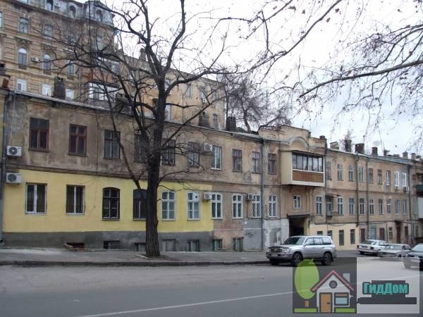 Дом, в котором в 1918-1919 гг. находился подпольный комитет портовиков (Будинок, в якому у 1918–1919 рр. знаходився підпільний комітет портовиків)