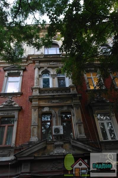 Дом доходный Черкесских (Будинок прибутковий Черкеських)