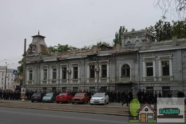 Дом Тарнопольского (Будинок Тарнопольського)
