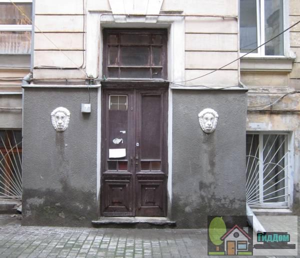 Дом доходный Домбровского (Будинок прибутковий Домбровського)