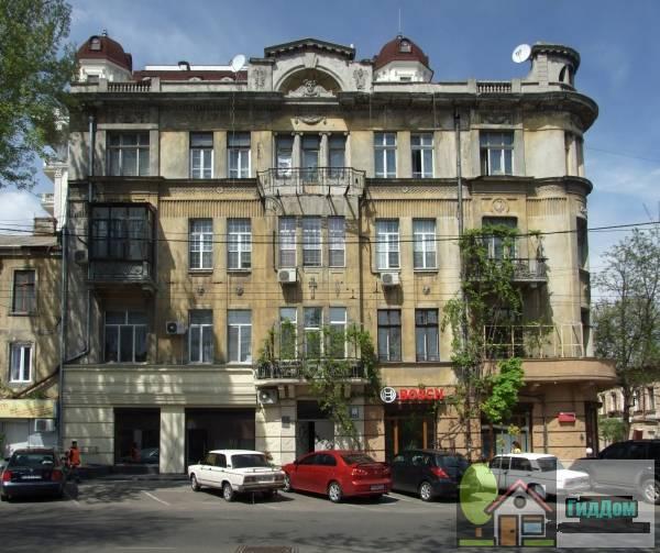 Дом доходный Шумбройта (Будинок прибутковий Шумбройта)