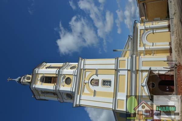Церковь Николая Чудотворца на Белёвской Горке. Загружен из открытых источников.