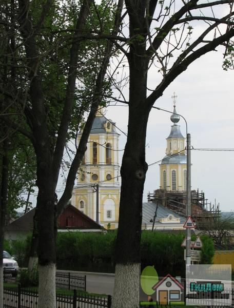 Церковь Николая Чудотворца на Белёвской Горке