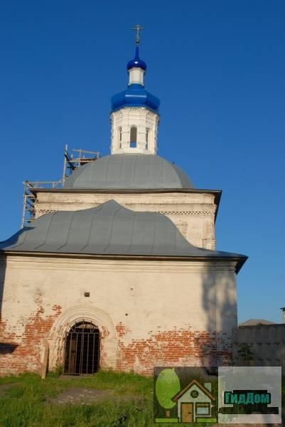 Церковь Введения во Храм Пресвятой Богородицы (Введено-Никольская церковь)