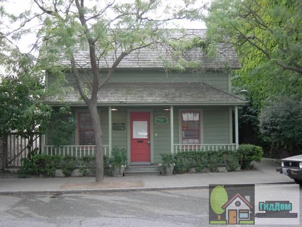 (Ballard Avenue Historic District). Загружен из открытых источников.