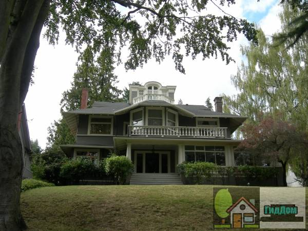 Дом Ричарда А. Боллинджера (ориг.: Richard A. Ballinger House). Загружен из открытых источников.