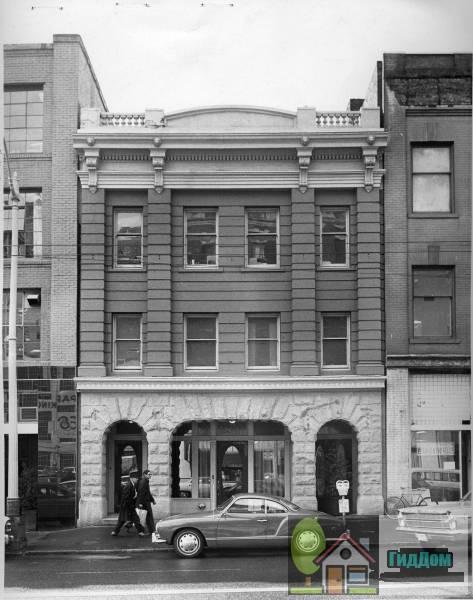 (Butterworth Building). Загружен из открытых источников.