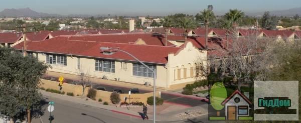 Начальная школа Университетских Высот (University Heights Elementary School)